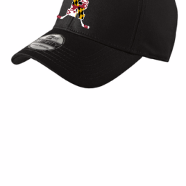 New Era Structured Fitted Cap – Embroidered
